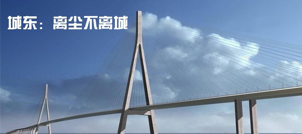 城东:一座桥后的繁荣