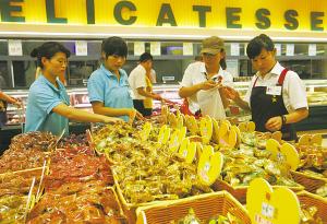 国庆长假期间安徽市场供应充足满足节日需求