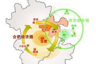 合肥产业发展规划 造长三角区域服务外包*城市