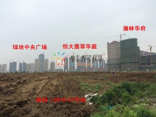 探地:蚌埠滨湖150.8亩商住地挂牌 起始价超3亿