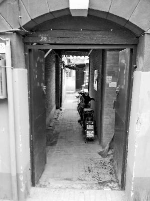 """学区房乱象:北京10平米""""学区过道""""叫价150万"""
