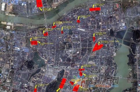 """蚌埠1384亩地拟出让 淮上现273亩""""巨无霸""""地块"""