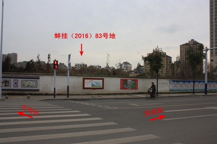 探地 蚌埠光明街53亩地挂牌 龙子湖区将添新项目