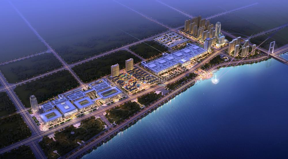 中恒蚌埠义乌国际商贸城2期