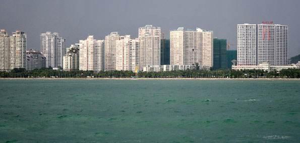 三亚房地产市场调控出新政策 第三套及上住房停贷