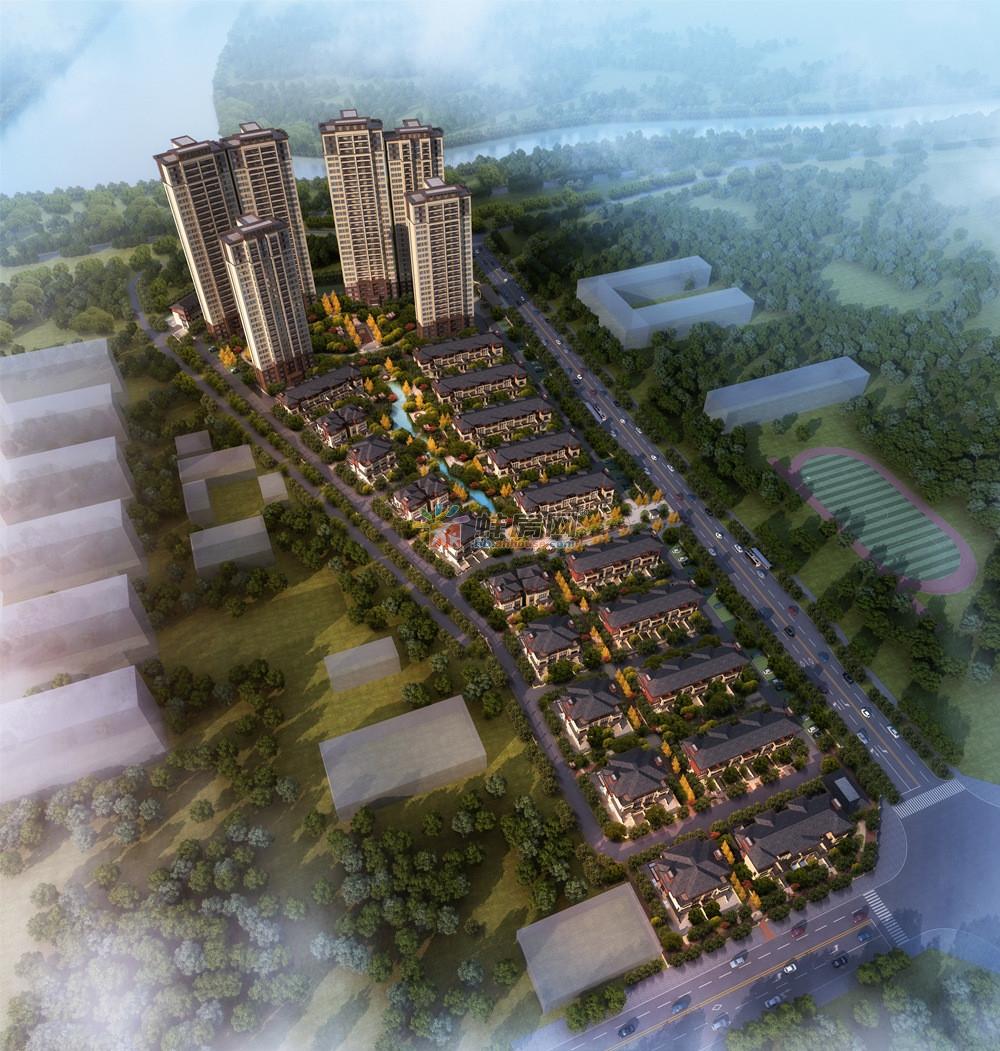 百晟·澜溪小镇