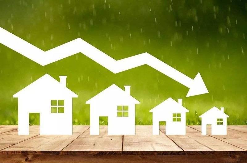 报告:短期内部分城市房价将延续停涨或下跌态势