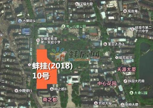 探地 原南山宾馆25.06亩商住地待拍 紧挨商圈和学校