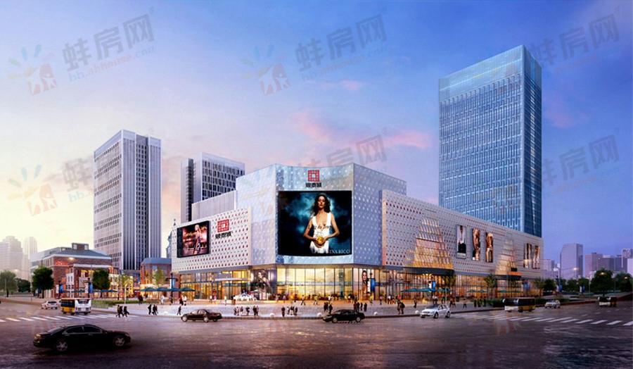 新地城市广场