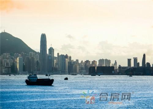 山顶上的内房身影 碧桂园在港首个豪宅项目即将入市