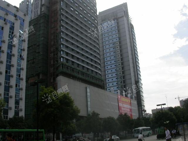 [金川大厦]三孝口高层精装小户型办公楼招租(地铁口,拎包入住)