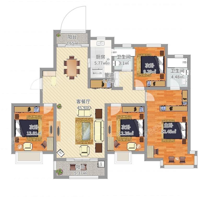 [城建琥珀瑞安家园]琥珀瑞安家园市政供暖单位房  省府核心